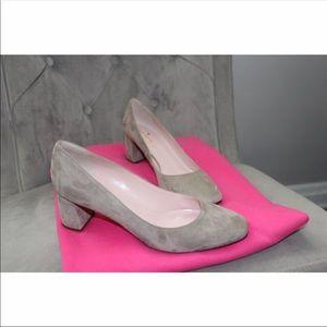 Kate Spade Suede Kylah Pumps NWOT Size 8